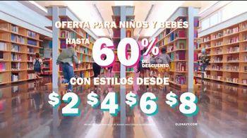 Old Navy TV Spot, 'Regreso a clases: ofertas para niños y bebés' [Spanish] - Thumbnail 8
