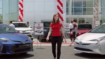 Toyota National Clearance Event TV Spot, 'Gone in Seconds' - Thumbnail 9