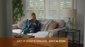 Amica Mutual Insurance Company TV Spot, 'Above and Beyond' - Thumbnail 3