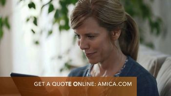 Amica Mutual Insurance Company TV Spot, 'Above and Beyond' - Thumbnail 5