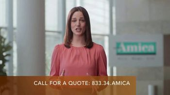 Amica Mutual Insurance Company TV Spot, 'Above and Beyond' - Thumbnail 9