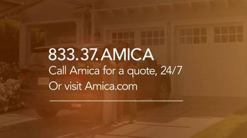 Amica Mutual Insurance Company Auto Insurance TV Spot, 'Pondering in the Car' - Thumbnail 10