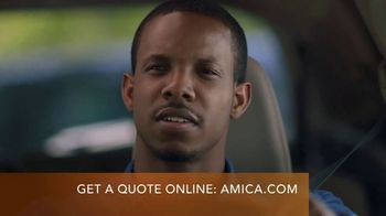 Amica Mutual Insurance Company Auto Insurance TV Spot, 'Pondering in the Car' - Thumbnail 4