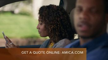 Amica Mutual Insurance Company Auto Insurance TV Spot, 'Pondering in the Car' - Thumbnail 5