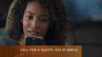 Amica Mutual Insurance Company Auto Insurance TV Spot, 'Pondering in the Car' - Thumbnail 6