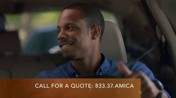 Amica Mutual Insurance Company Auto Insurance TV Spot, 'Pondering in the Car' - Thumbnail 7