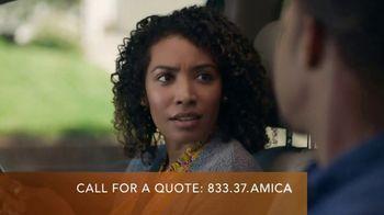 Amica Mutual Insurance Company Auto Insurance TV Spot, 'Pondering in the Car' - Thumbnail 8