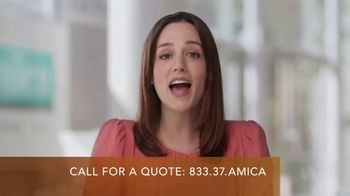 Amica Mutual Insurance Company Auto Insurance TV Spot, 'Pondering in the Car' - Thumbnail 9