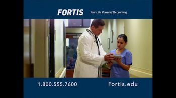 Fortis TV Spot, 'Medical Assistant: Imagine'