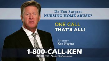 Kenneth S. Nugent: Attorneys at Law TV Spot, 'Nursing Home Abuse' - Thumbnail 9
