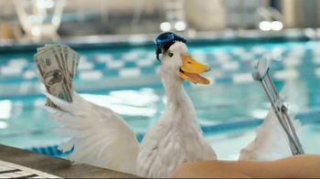 Aflac One Day Pay TV Spot, \'Good Break\'