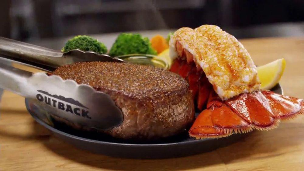 Outback Steakhouse Steak & Lobster TV Commercial, 'Back by Popular Demand: Time'