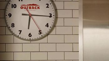 Outback Steakhouse Steak & Lobster TV Spot, 'Back by Popular Demand: Time' - Thumbnail 1