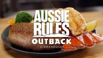Outback Steakhouse Steak & Lobster TV Spot, 'Back by Popular Demand: Time' - Thumbnail 8