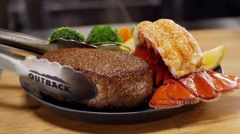Outback Steakhouse Steak & Lobster TV Spot, 'Back by Popular Demand: Time'