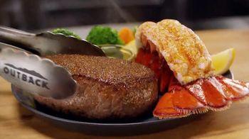 Outback Steakhouse Steak & Lobster TV Spot, 'Back by Popular Demand: Time' - Thumbnail 4
