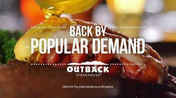 Outback Steakhouse Steak & Lobster TV Spot, 'Back by Popular Demand: Time' - Thumbnail 5