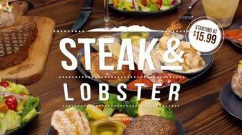 Outback Steakhouse Steak & Lobster TV Spot, 'Back by Popular Demand: Time' - Thumbnail 7