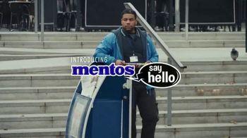 Mentos Say Hello TV Spot, 'Say Hello' - Thumbnail 4