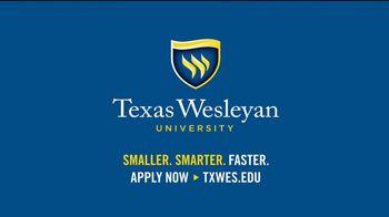 Texas Wesleyan University Online MBA TV Spot, 'Meet Sara' - Thumbnail 9