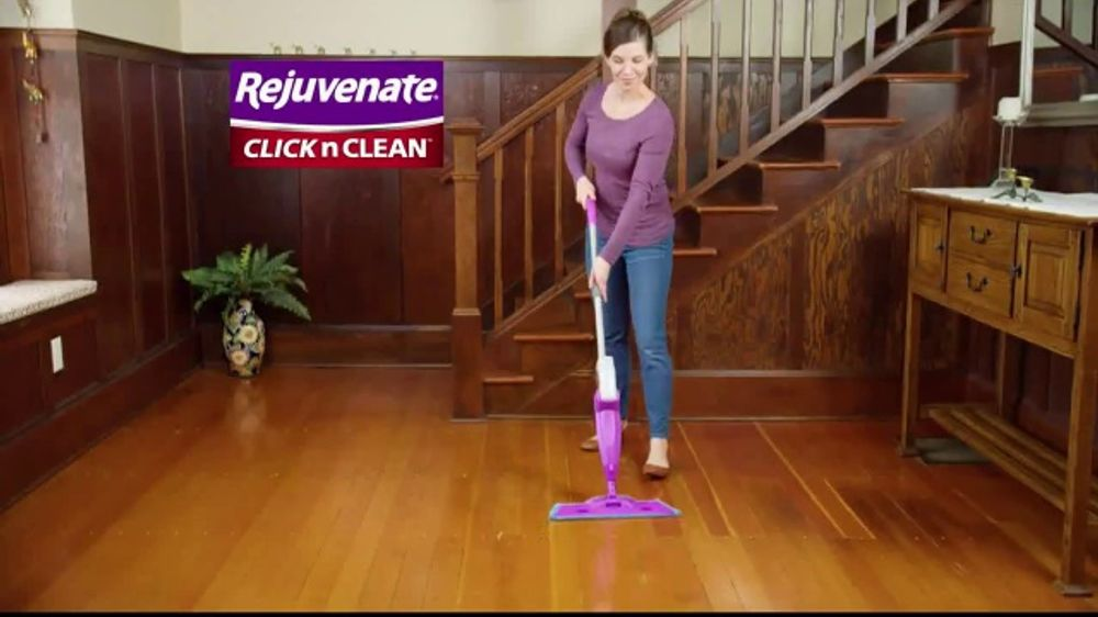 Rejuvenate Click N Clean Tv Commercial Newest Innovation