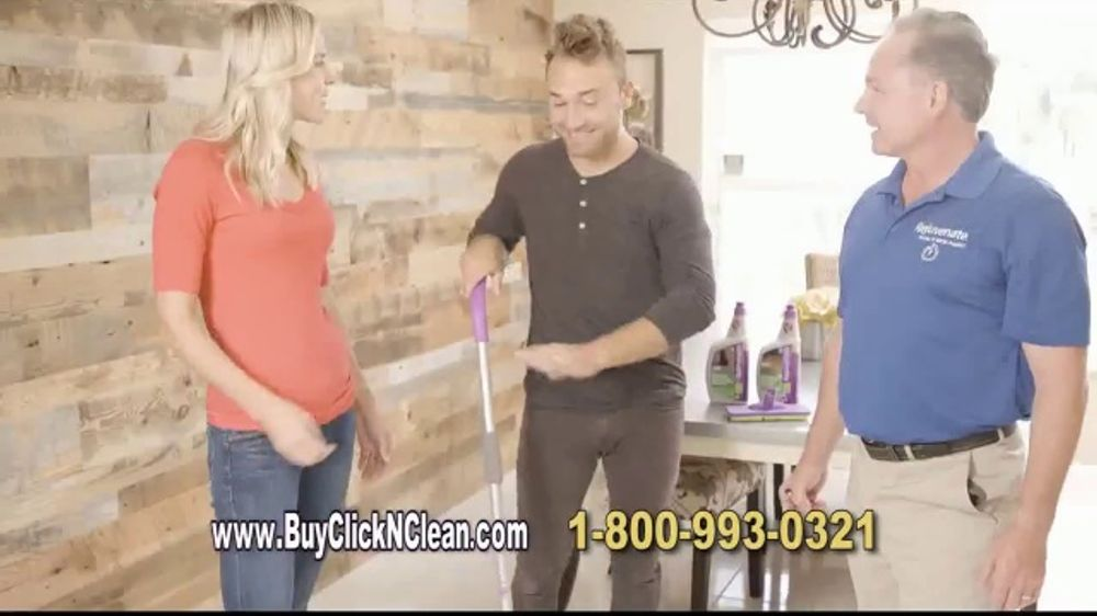 Rejuvenate Click N Clean Tv Commercial Newest Innovation