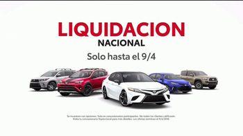 Toyota Liquidación Nacional TV Spot, 'Rancho House Café' [Spanish] [T2] - Thumbnail 6