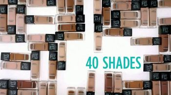 Maybelline Fit Me! Matte + Poreless Foundation TV Spot, 'Fit for All' - Thumbnail 9