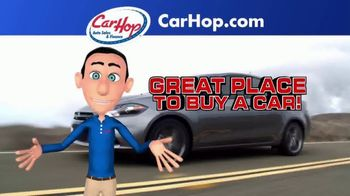 CarHop Auto Sales & Finance TV Spot, 'Great Place to Buy a Car: $200 Down' - Thumbnail 1