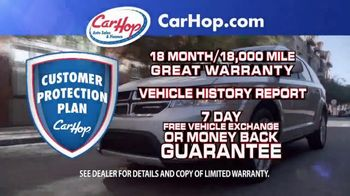 CarHop Auto Sales & Finance TV Spot, 'Great Place to Buy a Car: $200 Down' - Thumbnail 5