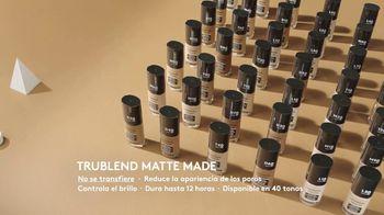 CoverGirl TruBlend Matte Made TV Spot, 'No se transfiere' [Spanish] - Thumbnail 7