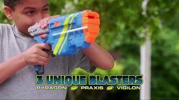 Nerf Vortex VTX TV Spot, 'Three Unique Blasters' - Thumbnail 3