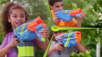 Nerf Vortex VTX TV Spot, 'Three Unique Blasters'
