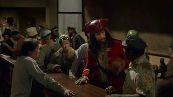 Captain Morgan Spiced Rum TV Spot, 'The Ride Home: Don't Drink and Captain'