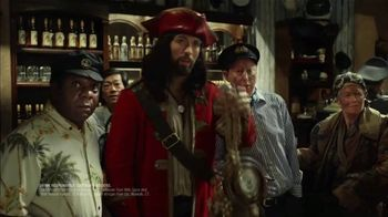 Captain Morgan Spiced Rum TV Spot, 'The Ride Home: Don't Drink and Captain' - Thumbnail 6