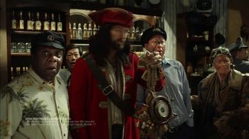 Captain Morgan Spiced Rum TV Spot, 'The Ride Home: Don't Drink and Captain' - Thumbnail 7