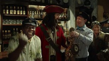 Captain Morgan Spiced Rum TV Spot, 'The Ride Home: Don't Drink and Captain' - Thumbnail 9