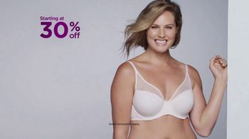 Kohl's Semi-Annual Intimates Sale TV Spot, 'Biggest Assortment' - Thumbnail 4