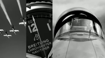 Breitling Navitimer 8 TV Spot, 'Jet Squad'