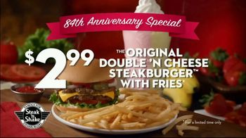 Steak 'n Shake 84th Anniversary Special TV Spot, 'Our Way of Thanking You' - Thumbnail 8