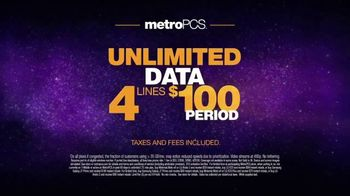 MetroPCS TV Spot, 'Amazing Deal for the Entire Family' - Thumbnail 6