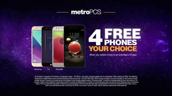 MetroPCS TV Spot, 'Amazing Deal for the Entire Family' - Thumbnail 7
