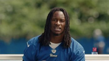 NFL Fantasy Football TV Spot, 'Easy: Practice' Featuring Todd Gurley - Thumbnail 7