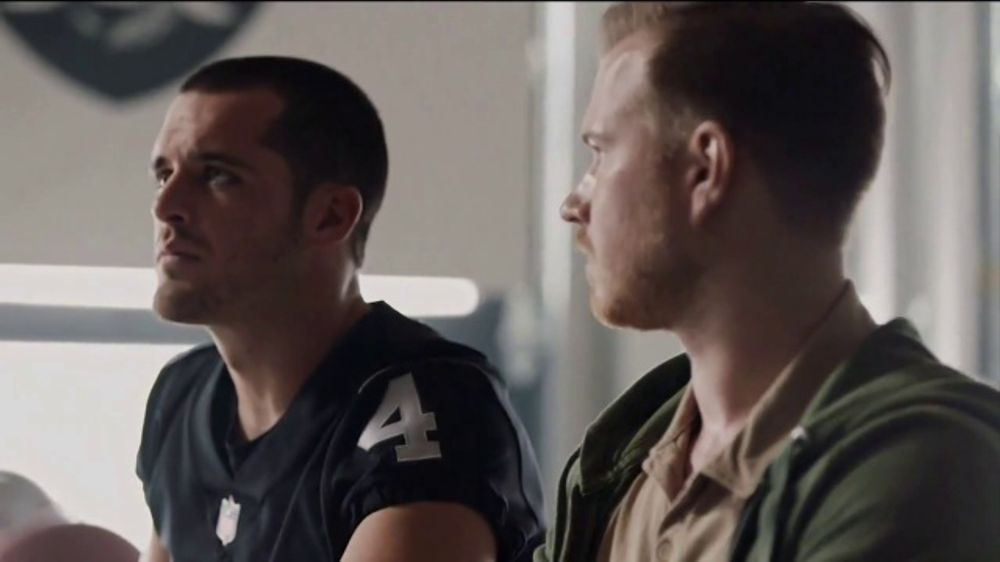 Nfl Fantasy Football Tv Commercial Easy Featuring Derek Carr