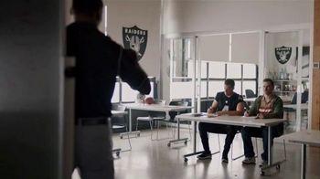 NFL Fantasy Football TV Spot, 'Easy' Featuring Derek Carr - Thumbnail 1