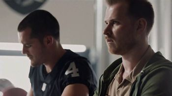 NFL Fantasy Football TV Spot, 'Easy' Featuring Derek Carr - Thumbnail 2