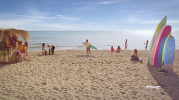 trivago TV Spot, 'Ideal Beach and Hotel' - Thumbnail 1