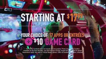 Dave and Buster's Eat and Play Combo TV Spot, 'All Day, Any Day' - Thumbnail 2