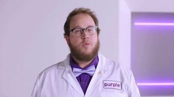 Purple Mattress TV Spot, 'Human Egg Drop Test: Free Sheets' - Thumbnail 1