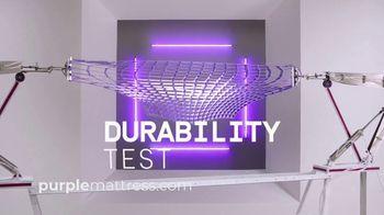 Purple Mattress TV Spot, 'Human Egg Drop Test: Free Sheets' - Thumbnail 2